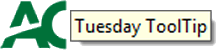 Algonquin College Tuesday ToolTip Logo