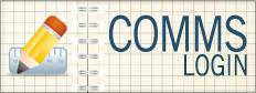 Comms Login Button