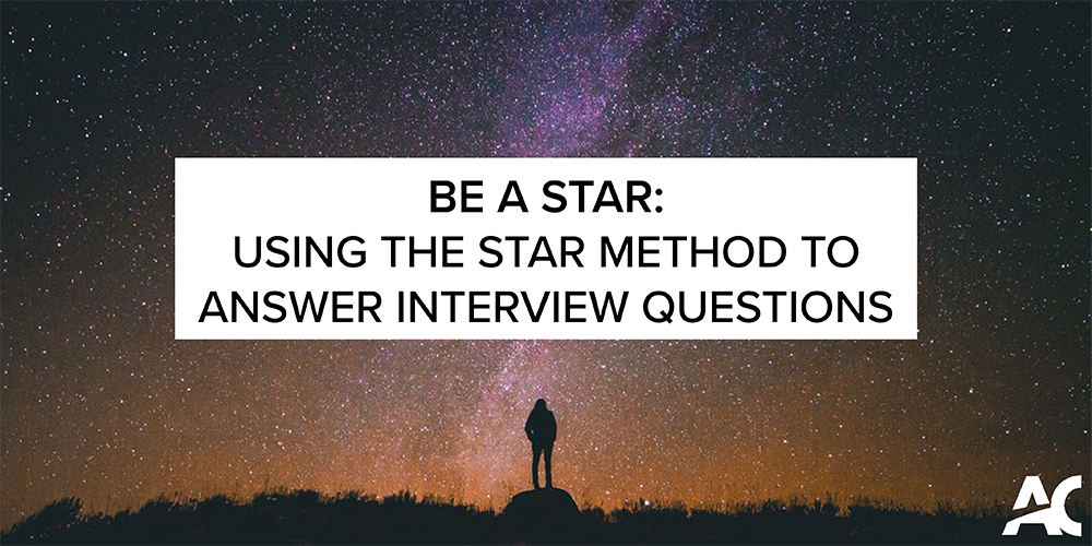 what is a star interview