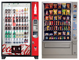 Vending Machines | Food & Conference Services