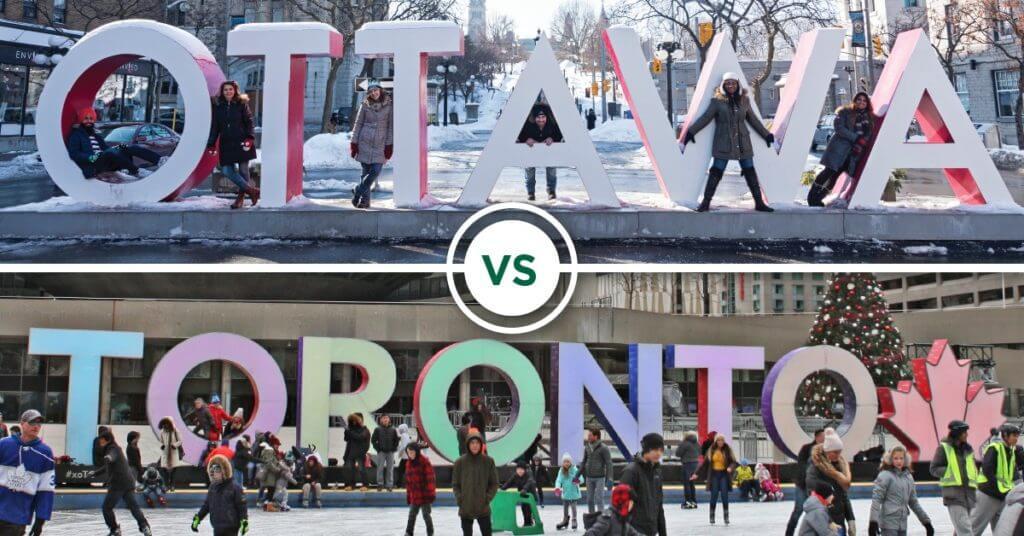Ottawa vs  Toronto: It's an easy choice to make - Future Students
