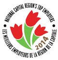 Algonquin College has been selected as one of the National Capital Region's Top Employers for 2014