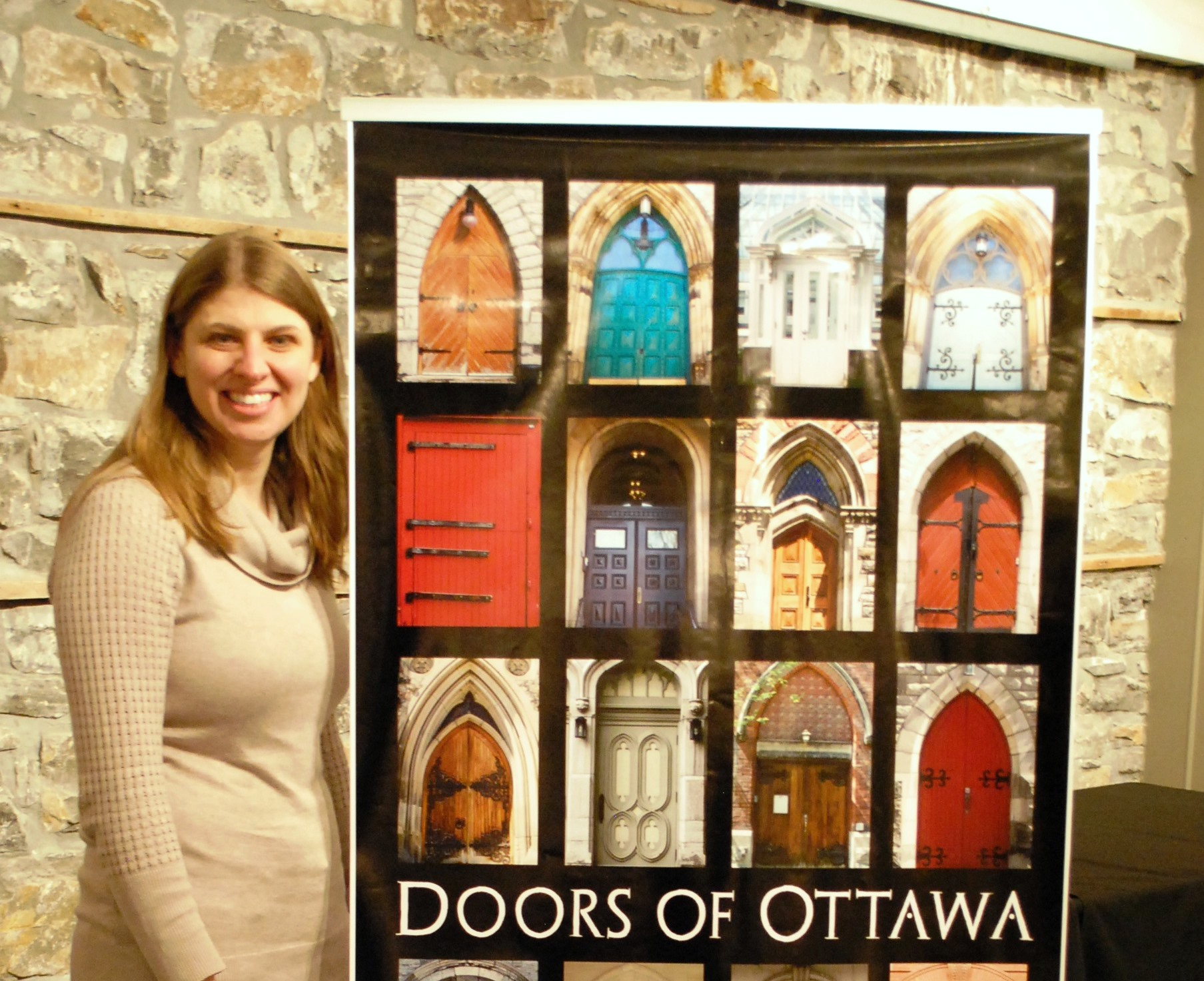 Doors of Ottawa is a poster that celebrates the importance of Canadian built heritage within our city. The opportunity to design create and produce the ...