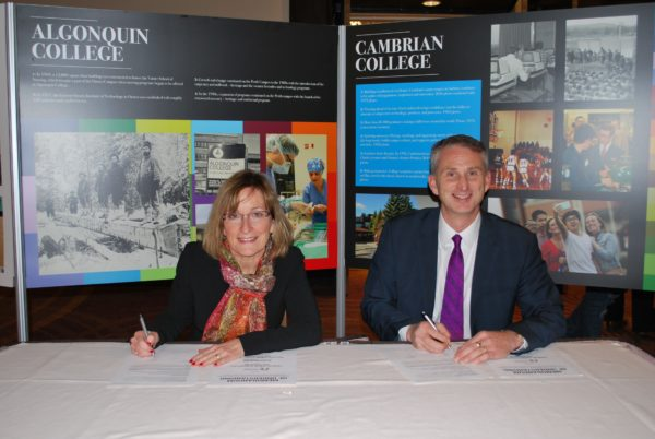 Indigenous Student Success Program Launched By Algonquin College And Cambrian College News