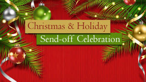 Holiday and Christmas Send-off, Algonquin College, Pembroke Campus