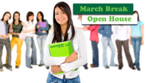 Open House - March 11,  Algonquin College, Pembroke Campus