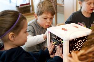 children in day care - Pembroke Campus full-time programs