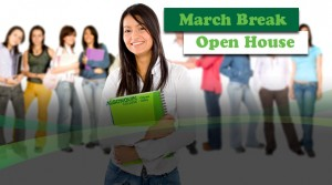 Open House - March