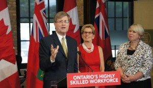 Premier's Workforce Panel Recommendations Good Fit for Colleges