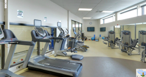 The Student Association Fitness Facilities