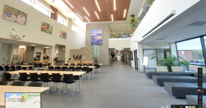 Waterfront Campus Student Commons