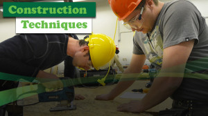Construction Techniques Banner