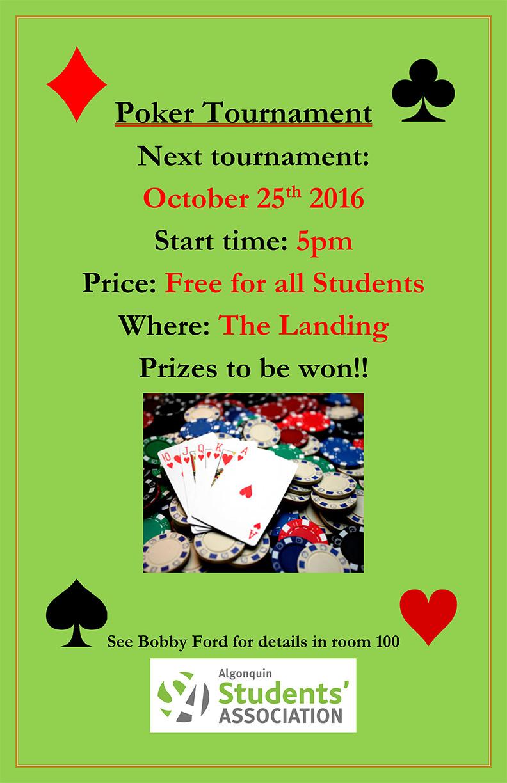 Poker Tournaments Ontario