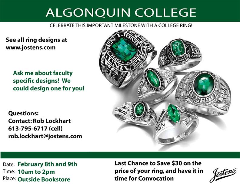 grad rings | Subject Tags | Pembroke Campus