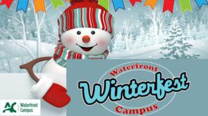 Winterfest, Algonquin College, Pembroke Campsu