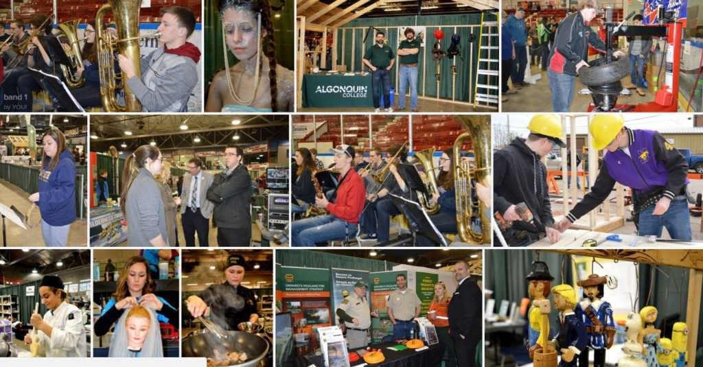 Options skilled trades fair