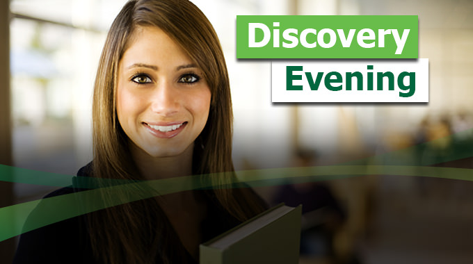 Discovery Evening Info Session