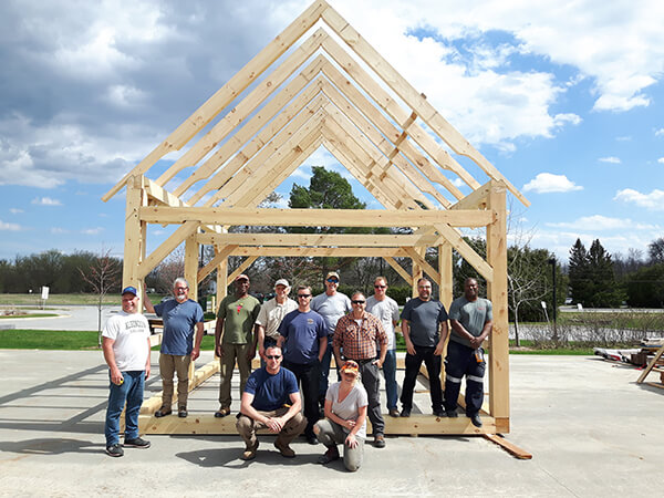Introduction to timber framing learn to build your own timber stay tuned for spring 2019 dates solutioingenieria Gallery