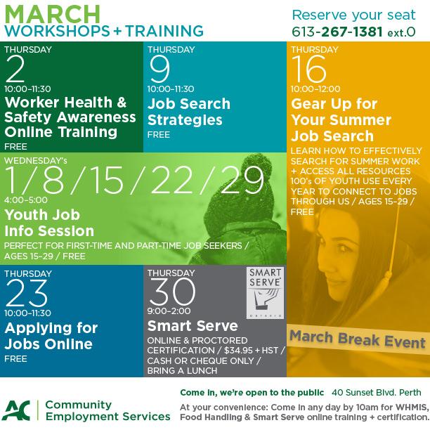 17CES_03_CalendarWorkshops-todelete | Community Employment Services