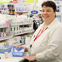Dawn's Second Career success: Becoming a registered pharmacy