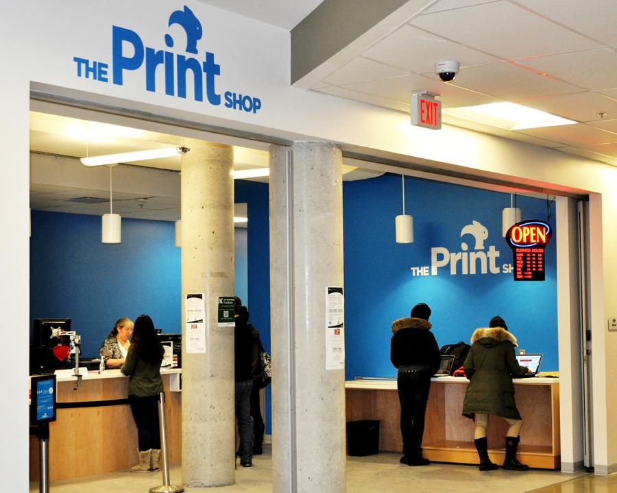 The Print Shop � Quick Copy Center