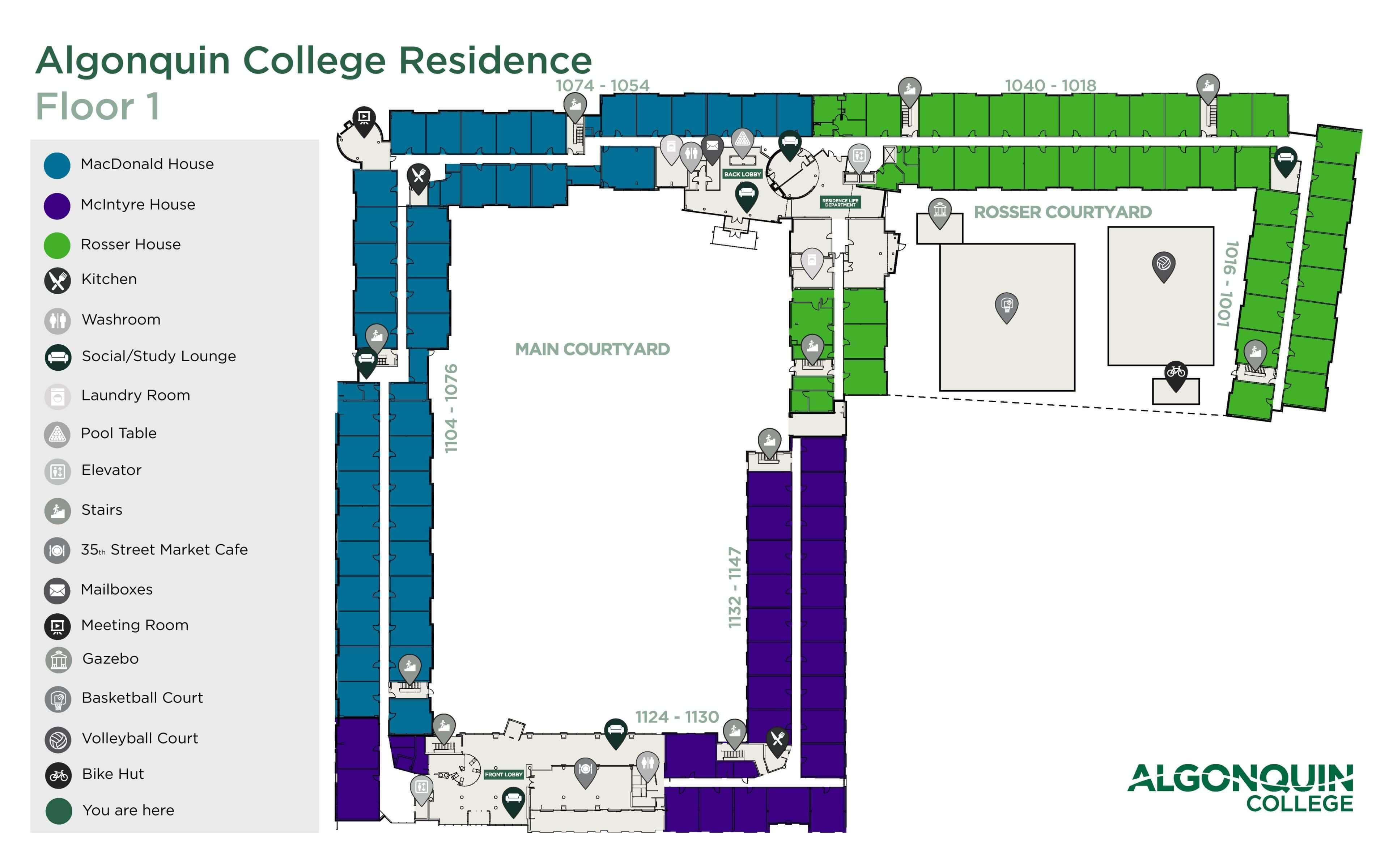 Algonquin College Residence Faq
