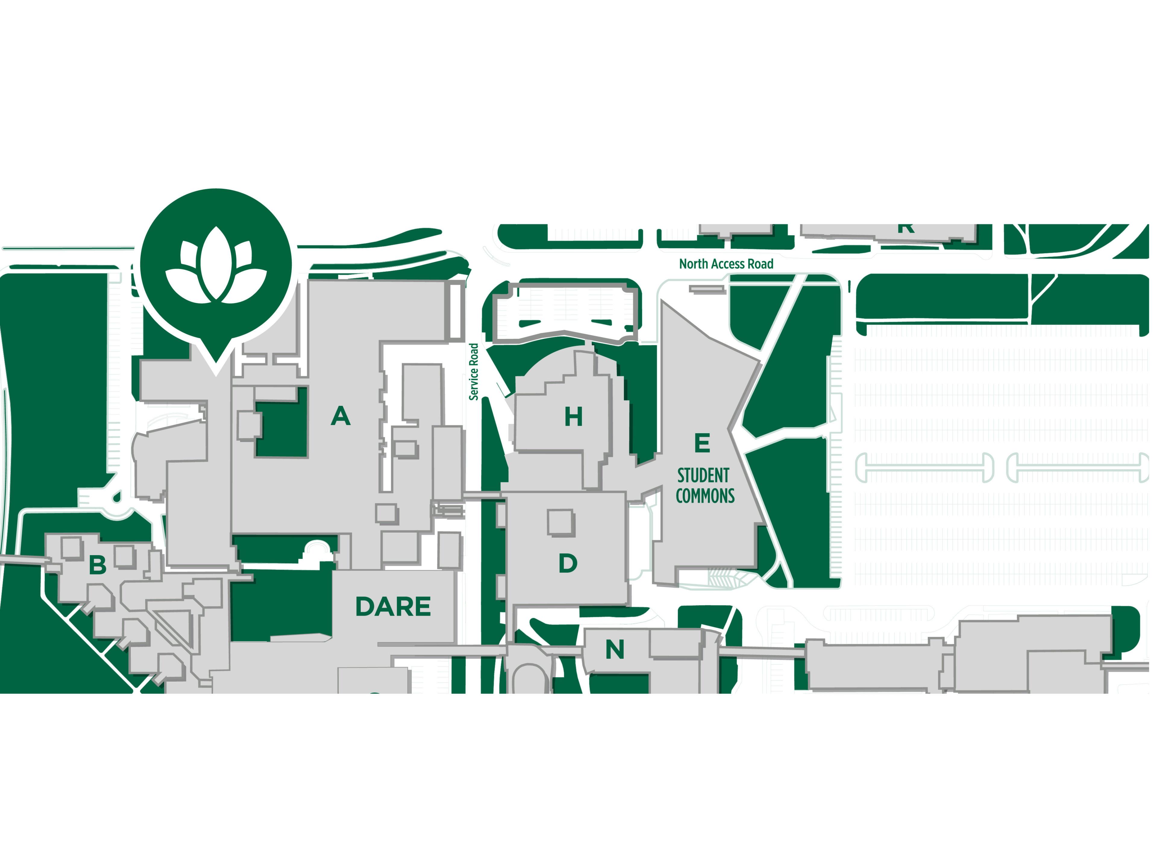 algonquin college map of campus Algonquin College Map Salon Spa And Boutique algonquin college map of campus