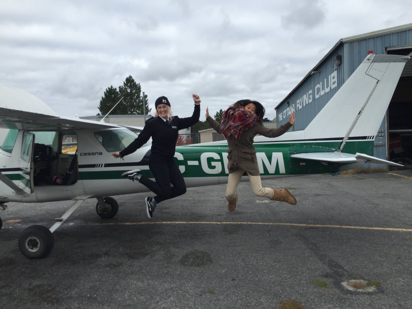 2f625038443 Earn a Commercial Pilot Licence and a College Diploma with additional  ratings in just 16 months!