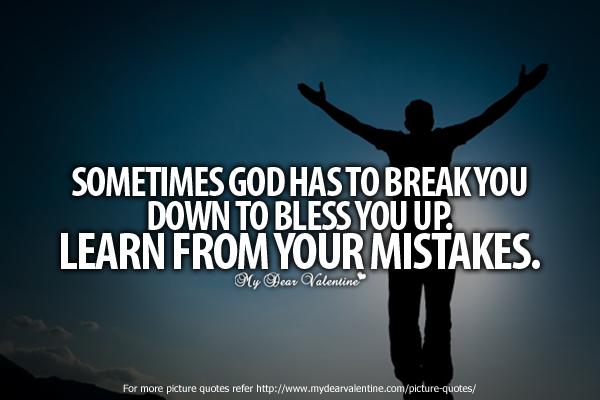 God Inspirational Quotes Adorable Inspirationalquotessometimesgodhastobreakyou Algonquin
