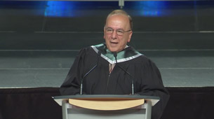Spring 2014 Convocation – Moe Atallah